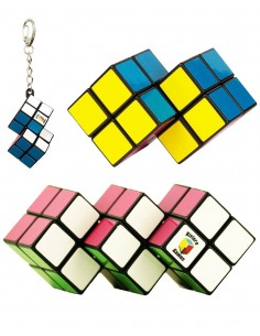 Pack Cubos de Rubik Siamés