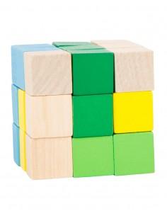 Cubo Elastic Azul-Verde