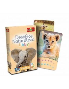 Desafíos Naturaleza Baby - Sabana