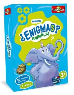 Mis Primeros Enigmas - Animales