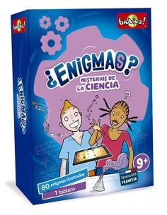 Enigmas - Misterios de la Ciencia