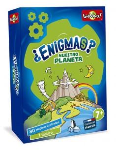 Enigmas - Nuestro Planeta