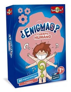 Enigmas - Cuerpo Humano