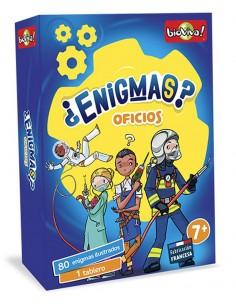 Enigmas - Oficios