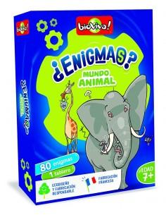 Enigmas - Mundo Animal