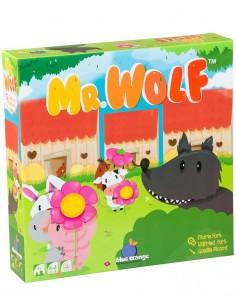 Juego Cooperativo Mr. Wolf