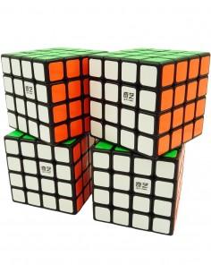 Pack Cubos de Rubik Qiyi 4x4