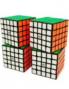 Pack Cubos de Rubik Qiyi 5x5