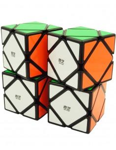 Pack Cubos de Rubik Qiyi Skewb