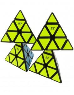Pack Cubos de Rubik Qiyi Pyraminx