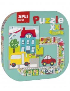 Puzzle XXL Ciudad