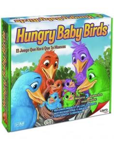 Juego Hungry Baby Birds