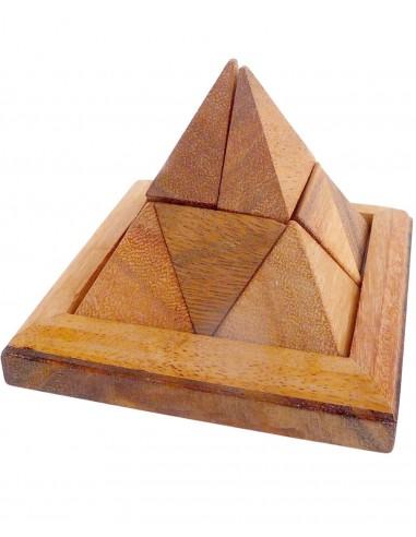 Pirámide de 9 piezas