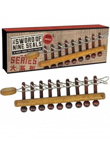 La Espada de los 9 Sellos