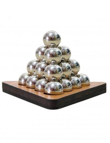 Puzzle 3D Kugelpyramide
