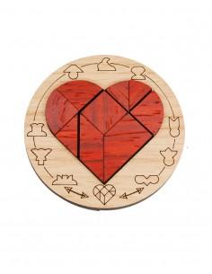 Puzzle Mini Broken Heart
