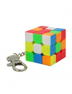 Llavero Moyu 3x3 mini (3.0 cm)