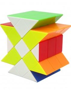 Fanxin 3x3 Fisher Cross Brick
