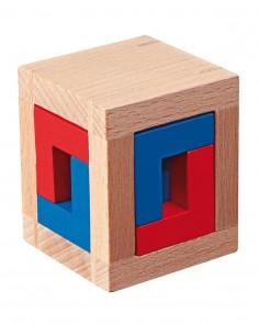 Rompecabezas 4 Caged Puzzle