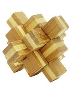 Rompecabezas Bamboo Star