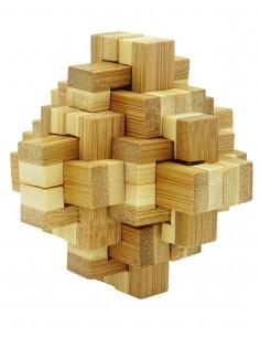 Rompecabezas Bamboo Tricky Knot
