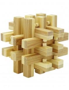 Rompecabezas Bamboo Lock Up