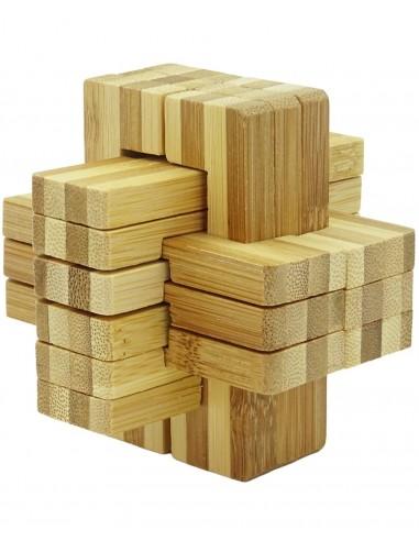 Rompecabezas Bamboo Devils Knot