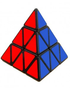 Shengshou Pyraminx Negra