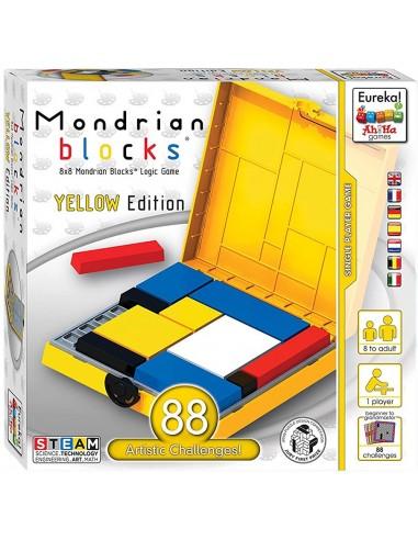 Mondrian Blocks Yellow Edition