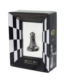 Cofre Cast Chess Peón Negro