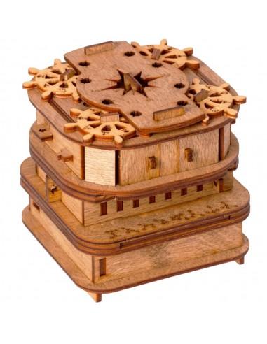 Caja Secreta Cluebox 2 - Escape Room