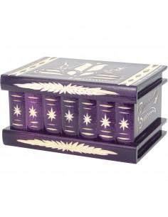 Caja Secreta Húngara Dark Purple
