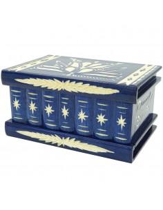Caja Secreta Húngara Dark Blue