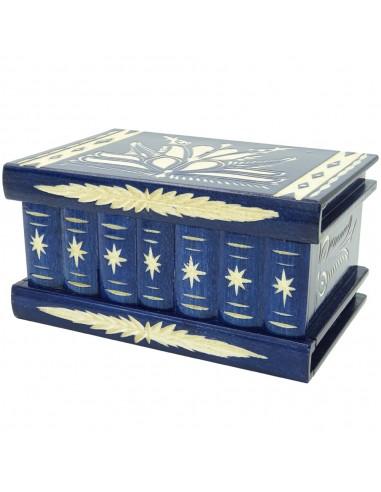 Caja Secreta Húngara Blue