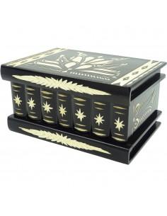 Caja Secreta Húngara Black