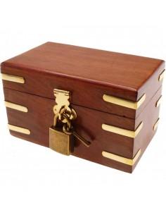 Caja Secreta Pick Lock Box