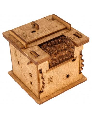 Caja Secreta Cluebox - Escape Room