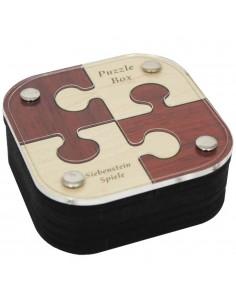 Caja Secreta Puzzle Box 02 Deluxe