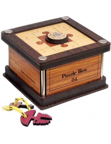 Caja Secreta Puzzle Box 04