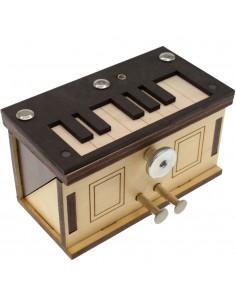 Caja Secreta Piano Box