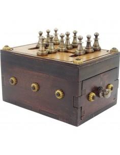 Caja Secreta Chess Box