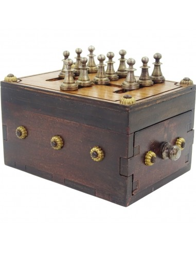 Caja Secreta Chess Box