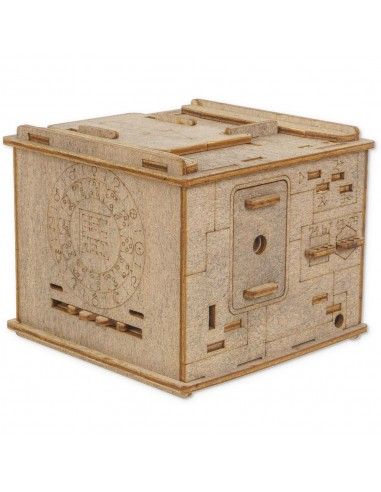 Caja Secreta Space Box - Escape Room