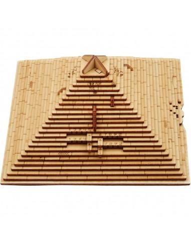 Caja Secreta Quest Pyramide - Escape Room