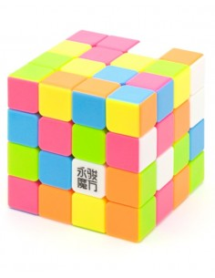 Cubo YJ Yusu R 4x4 Stickerless Candy