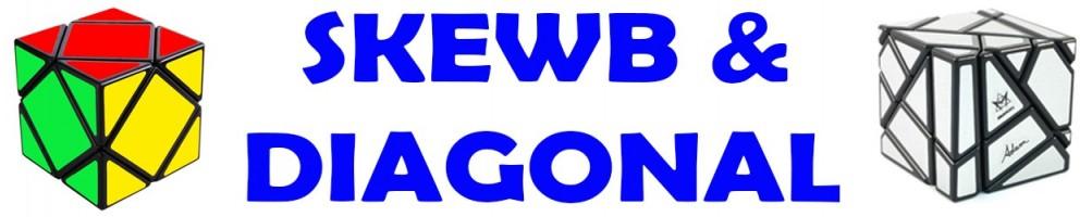 Skewb & Diagonal